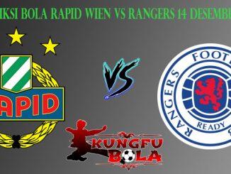Prediksi Bola Rapid Wien Vs Rangers 14 Desember 2018