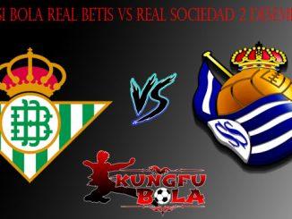Prediksi Bola Real Betis Vs Real Sociedad 2 Desember 2018