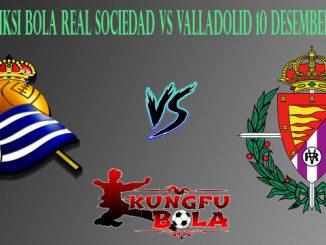 Prediksi Bola Real Sociedad Vs Valladolid 10 Desember 2018