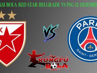 Prediksi Bola Red Star Belgrade Vs PSG 12 Desember 2018