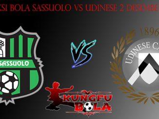Prediksi Bola Sassuolo Vs Udinese 2 Desember 2018