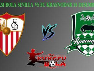 Prediksi Bola Sevilla Vs Fc Krasnodar 14 Desember 2018