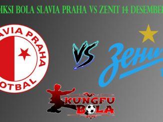 Prediksi Bola Slavia Praha Vs Zenit 14 Desember 2018