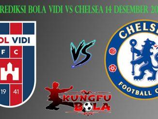 Prediksi Bola Vidi Vs Chelsea 14 Desember 2018