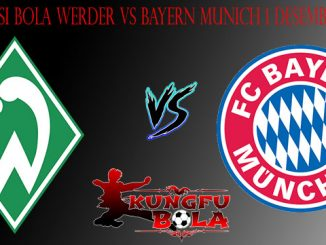 Prediksi Bola Werder Vs Bayern Munich 1 Desember 2018