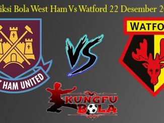 Prediksi Bola West Ham Vs Watford 22 Desember 2018