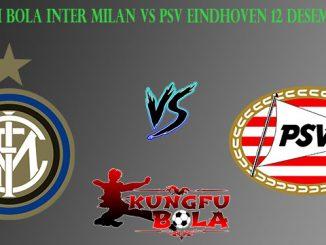 Prediksi Bola inter Milan Vs PSV Eindhoven 12 Desember 2018