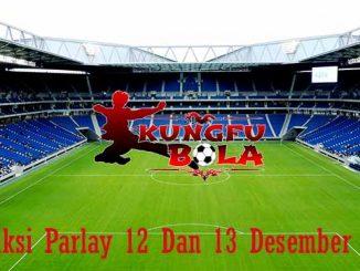 Prediksi Parlay 12 Dan 13 Desember 2018