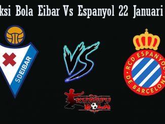 Prediksi Bola Eibar Vs Espanyol 22 Januari 2019