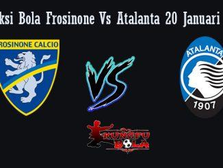 Prediksi Bola Frosinone Vs Atalanta 20 Januari 2019