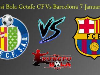 Prediksi Bola Getafe CF Vs Barcelona 7 Januari 2019