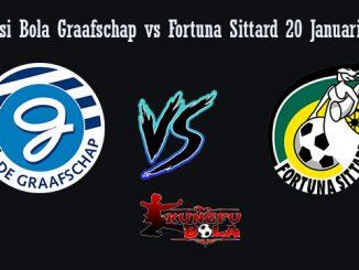 Prediksi Bola Graafschap vs Fortuna Sittard 20 Januari 2019