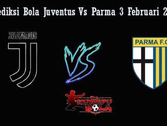 Prediksi Bola Juventus Vs Parma 3 Februari 2019