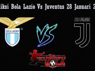 Prediksi Bola Lazio Vs Juventus 28 Januari 2019