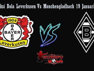 Prediksi Bola Leverkusen Vs Monchengladbach 19 Januari 2019