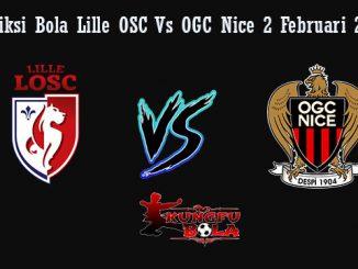 Prediksi Bola Lille OSC Vs OGC Nice 2 Februari 2019