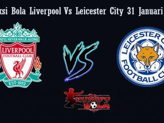 Prediksi Bola Liverpool Vs Leicester City 31 Januari 2019