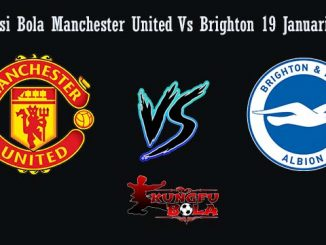 Prediksi Bola Manchester United Vs Brighton 19 Januari 2019
