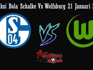 Prediksi Bola Schalke Vs Wolfsburg 21 Januari 2019