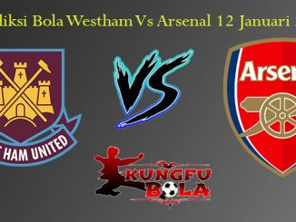 Prediksi Bola Westham Vs Arsenal 12 Januari 2019