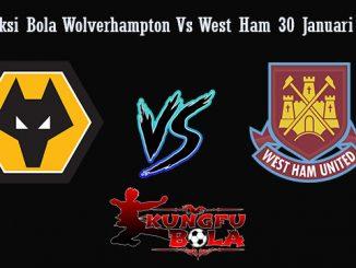 Prediksi Bola Wolverhampton Vs West Ham 30 Januari 2019