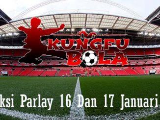 Prediksi Parlay 16 Dan 17 Januari 2019