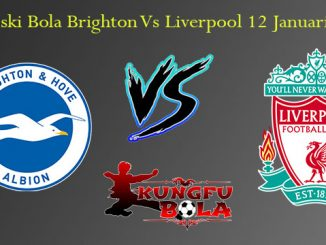 Prediski Bola Brighton Vs Liverpool 12 Januari 2019