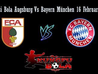 Pprediksi Bola Augsburg Vs Bayern München 16 Februari 2019