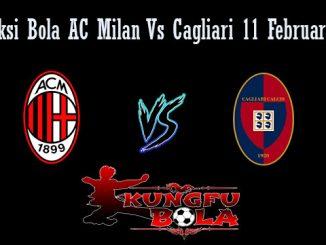 Prediksi Bola AC Milan Vs Cagliari 11 Februari 2019