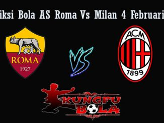 Prediksi Bola AS Roma Vs Milan 4 Februari 2019