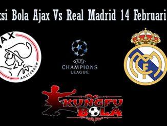 Prediksi Bola Ajax Vs Real Madrid 14 Februari 2019