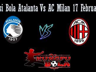 Prediksi Bola Atalanta Vs AC Milan 17 Februari 2019