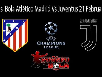 Prediksi Bola Atlético Madrid Vs Juventus 21 Februari 2019
