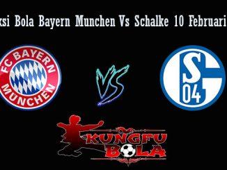 Prediksi Bola Bayern Munchen Vs Schalke 10 Februari 2019