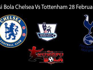 Prediksi Bola Chelsea Vs Tottenham 28 Februari 2019
