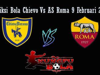 Prediksi Bola Chievo Vs AS Roma 9 Februari 2019