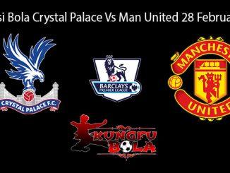 Prediksi Bola Crystal Palace Vs Man United 28 Februari 2019