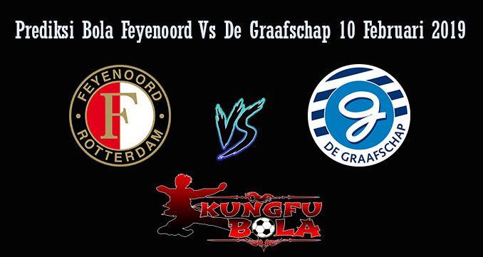 Prediksi Bola Feyenoord Vs De Graafschap 10 Februari 2019