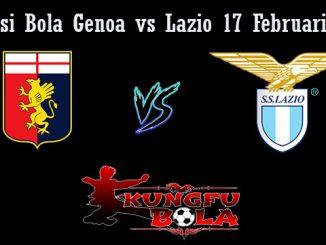 Prediksi Bola Genoa vs Lazio 17 Februari 2019
