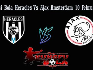 Prediksi Bola Heracles Vs Ajax Amsterdam 10 Februari 2019