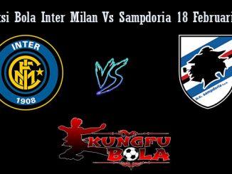 Prediksi Bola Inter Milan Vs Sampdoria 18 Februari 2019