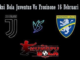Prediksi Bola Juventus Vs Frosinone 16 Februari 2019