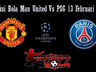 Prediksi Bola Man United Vs PSG 13 Februari 2019