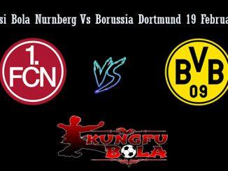 Prediksi Bola Nurnberg Vs Borussia Dortmund 19 Februari 2019