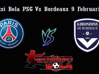 Prediksi Bola PSG Vs Bordeaux 9 Februari 2019