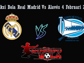 Prediksi Bola Real Madrid Vs Alavés 4 Februari 2019
