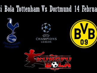 Prediksi Bola Tottenham Vs Dortmund 14 Februari 2019