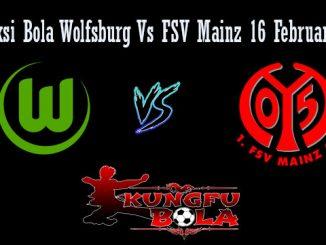 Prediksi Bola Wolfsburg Vs FSV Mainz 16 Februari 2019