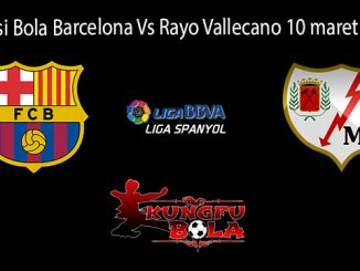 Prediksi Bola Barcelona Vs Rayo Vallecano 10 Maret 2019