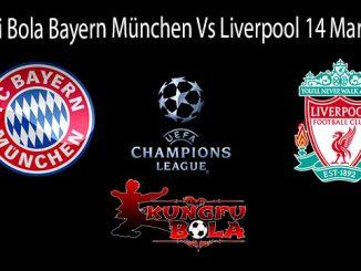 Prediksi Bola Bayern München Vs Liverpool 14 Maret 2019